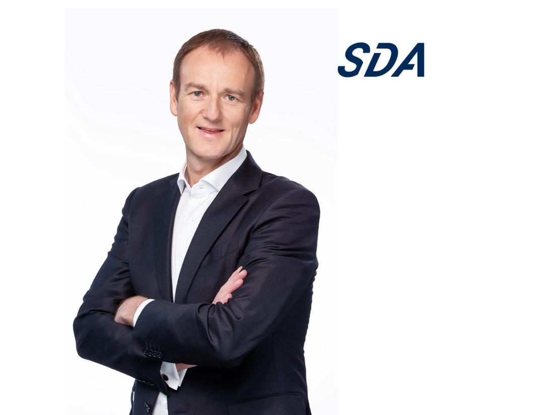 Philippe de Moerloose, président-fondateur de SDA Holding, nominé manager de l'année 2020