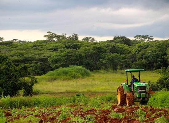 La mécanisation de l'agriculture africaine