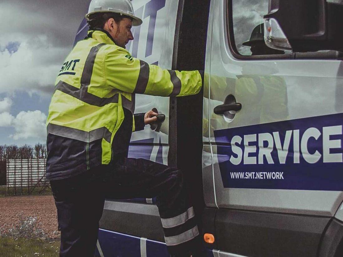 SMT Grande-Bretagne officiel distributeur de Volvo CE en Grande-Bretagne